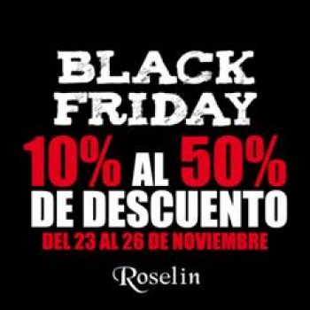 Black Friday Roselin