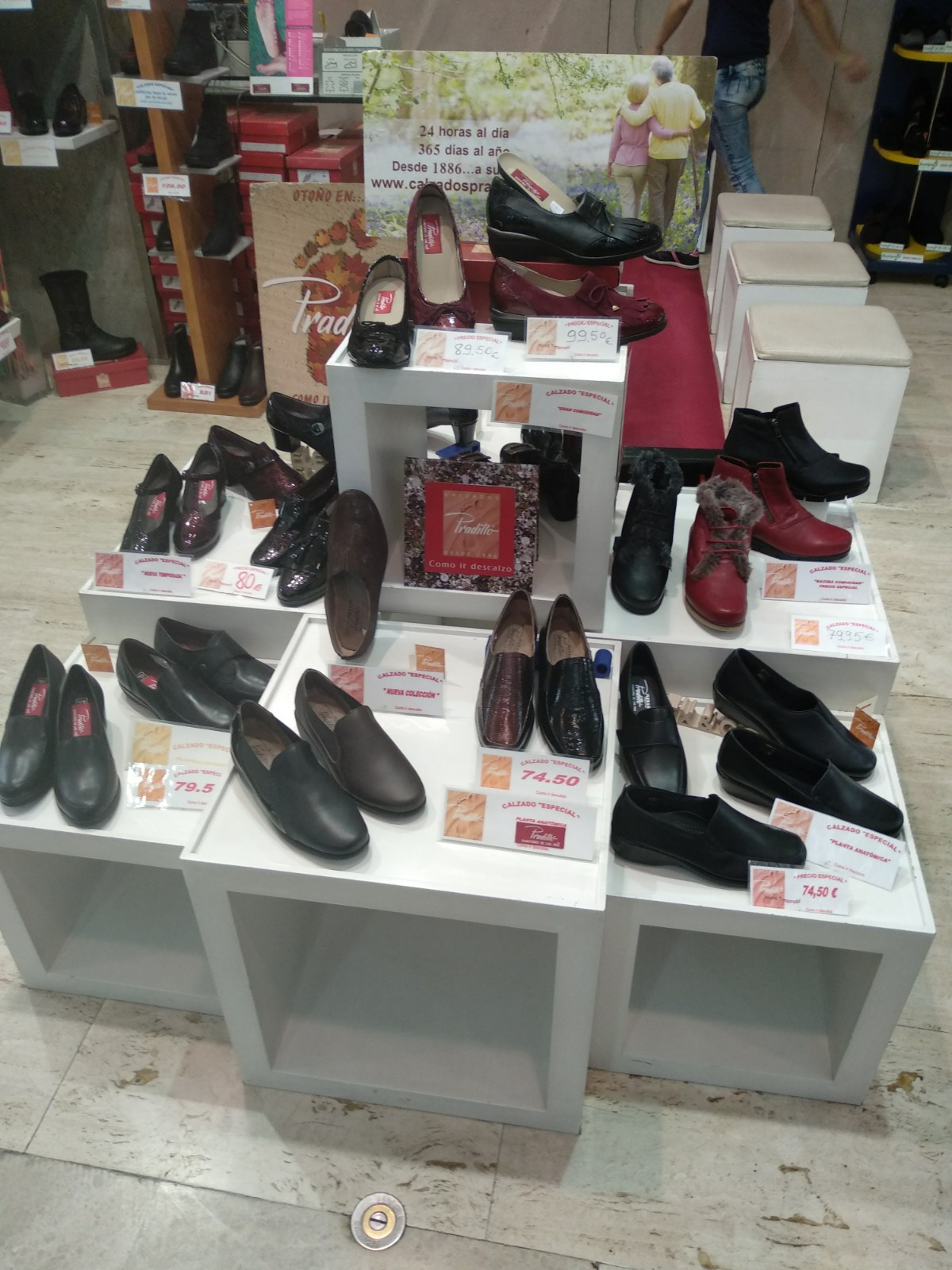 Zapatos de mujer para todos los días: PK | Zapaterías fv